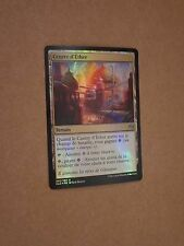 MTG MAGIC KALADESH AETHER HUB (FRENCH CENTRE D'ETHER) NM FOIL