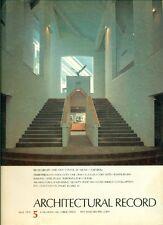 Architectural Record. May 1978. No 5