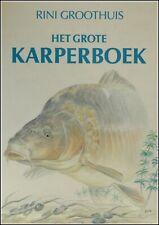 Het Grote Karperboek   Boek