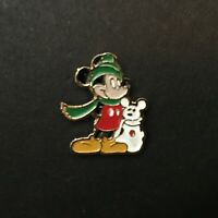 Sedesma - Mickey and Snowman Snowmouse Retired Disney Pin 1893