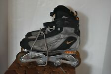 Nike Max Air Fitness Inline Roller Skates Rollerblades Womens Size 9.5