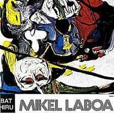 2LP MIKEL LABOA BAT HIRU FOLK BASQUE VASCO