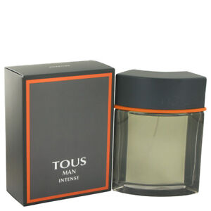 Tous Man Intense Eau De Toilette Spray By Tous 3.4oz For MEN