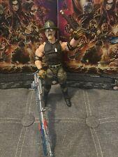 g.i. joe classified SDCC Sgt. Slaughter! Custom