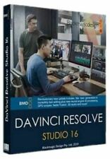 🔥 DaVinci Resolve Studio 16.2.1 🔥 Activated ⭐ Full Version ✅ Fast Delivery ✅