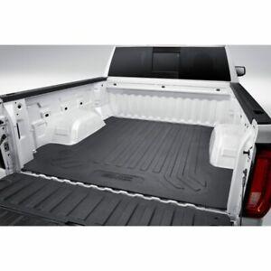"""2020-2021 GMC Sierra 2500HD 3500HD 6' 9"""" Bed Rubber Bed Mat 84634079 OEM GM"""