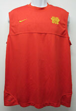 Men's Nike Team China Dri Fit Basketball Jersey Tank Top sz Large