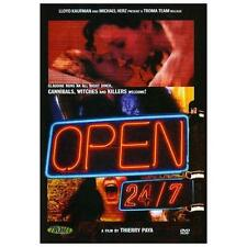 Open 24/7 (DVD, 2013) BRAND NEW