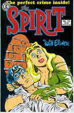 The Spirit # 76 (Will Esiner) (Kitchen Sink USA,1991)