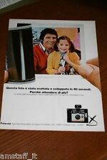 BH7=1972=POLAROID COLORPACK 80=PUBBLICITA'=ADVERTISING=WERBUNG=