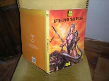 FEMMES - LUIS ROYO - EDITION ORIGINALE 1992 SOLEIL AVEC JAQUETTE - ILLUSTRATIONS