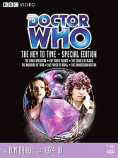 DOCTOR WHO: THE KEY TO TIME - SPECIAL EDITION/7-DISC BOXSET/TOM BAKER/SEALED!