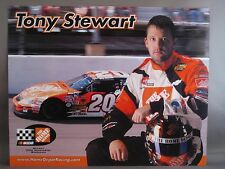 Analytical Nascar Collectible Tony Stewart Sz Xl Old Spice Racing Graphic T-shirt Red Bc10 Fan Apparel & Souvenirs