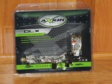 NEW Axion GLX 5 Pin Bow Sight- Right OR Left Hand- .019 Pins- Mathews Lost XD