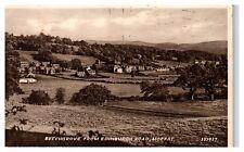 Postcard -   Beechgrove from Edinburgh Road, Moffat       ( Ref B15)