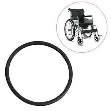Black Solid Wheelchair Tyre