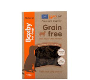 Boxby Grain Free Lamb Treats