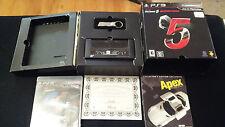 Gran Turismo 5 -- Collector's Edition (Sony PlayStation 3, 2010)