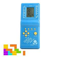 Vintage LCD Game Retro Tetris Brick Handheld Game Machine Travel Pocket Toys