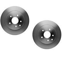 Pair Set Of 2 Vented Rear Disc Brake Rotors Dia 307.5mm AcDelco For Infiniti G35