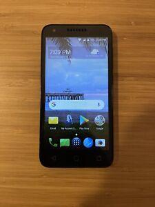 Alcatel Raven LTE 16GB Smartphone - Black