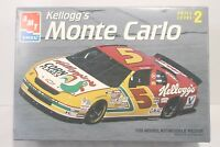 AMT Ertl Kellogg's Monte Carlo Model Car Kit 1/25 Scale Sealed Parts Bag Inside