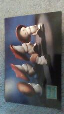 Fantasia Chinese Mushroom Dancers WDCC Walt Disney Classics Collection Postcards