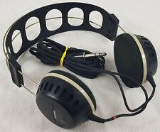Vintage Sony DR-25 Dynamic Stereo Headphones.