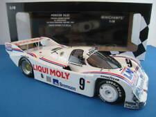 Porsche 962C LIQUI MOLY #9  Limitiert auf 504 Stück  Minichamps  1:18  OVP  NEU