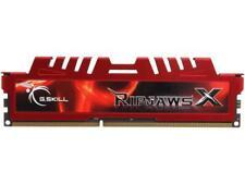 G.SKILL Ripjaws X Series 4GB 240-Pin DDR3 SDRAM DDR3 1600 (PC3 12800) Desktop Me