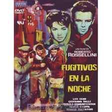 DVD - Fugitivos en la noche - Era notte a Roma - (Spagna)