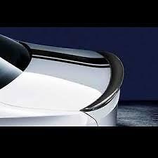 Boot Spoiler Matt Black Genuine BMW F30 3 Series M Performance 51192349678