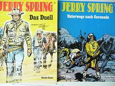 10 x comic-Jerry Spring-volumen 1-10 - 1. edición-por muy bien