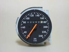 Opel Kadett C Coupe GTE GT 240 Km/h Tacho Tachoeinsatz Speedometer