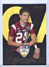 "CHRISTIAN McCAFFREY 2009 RAZOR ""1ST EVER PRINTED"" YOUTH ROOKIE CARD! STANFORD!"