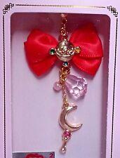 Sailor Moon Crystal Ribbon Charm Sailor Moon moon wand with candy