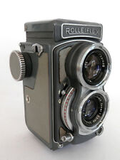 Exquise Rolleiflex Baby Grey 4 x 4 cm 127 Film TLR Tessar:: Free UK POST::