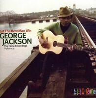 George Jackson - Let the Best Man Win: Fame Recordings 2 [New CD] UK - Import