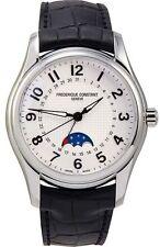 Frederique Constant Men's FC330RM6B6 RunAbout Swiss Automatic Black Watch