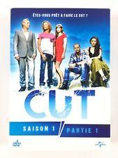Cut Saison 1 Partie 1 Coffret DVD