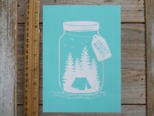 Chalk Couture style COLLECT MOMENTS MASON JAR  stencil transfer NEW