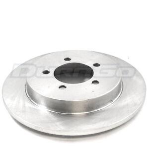 54098 Qualis Brake Drum Rotor Front