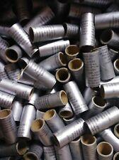 """350 pcs. M80 Fireworks Silver Pyro Tubes 9/16"""" x 1-1/2"""" x 1/16"""""""