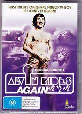 Alvin Rides Again - DVD (Brand New Sealed) Regions 2 & 4