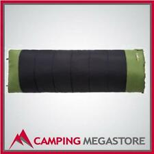 OZTRAIL LAWSON CAMPER -5 DEGREES SLEEPING BAG- GREEN- LEFT ZIP