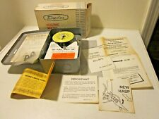 Vintage Timeclox Electric Water Heater Time 24 Hour Time Switch 30 Amps-250v Usa