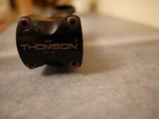 Thompson Elite X4 25.4 clamp 110mm handlebar stem 15 degree rise black retro