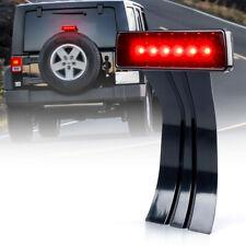 Xprite 3rd LED Rear Brake Light Tail Fits 2007-2018 Jeep Wrangler JK Smoked Lens