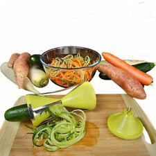 Spiral Slicer Spiralizer Vegetable Cutter Carrot Noodle Grater Veggie Spaghetti