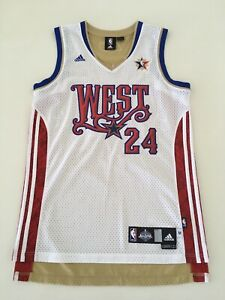 100% Authentic Kobe Bryant Adidas 2008 NBA All Star Game Jersey Size M